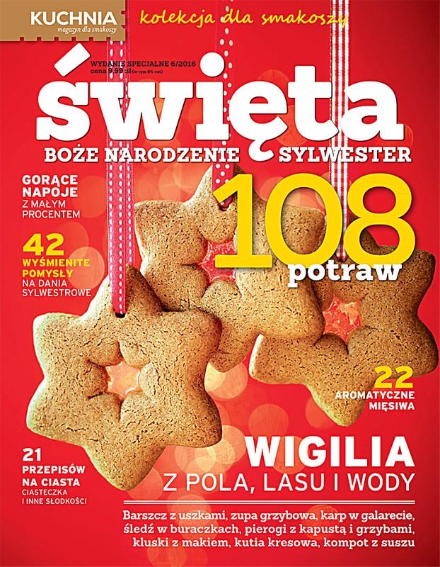 Kuchnia Kolekcja Dla Smakoszy Wydanie Specjalne 062016