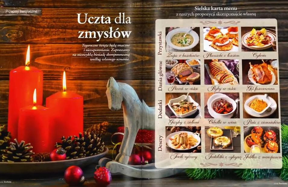 Sielska Kuchnia 042016 Zima Szlakami Smaków