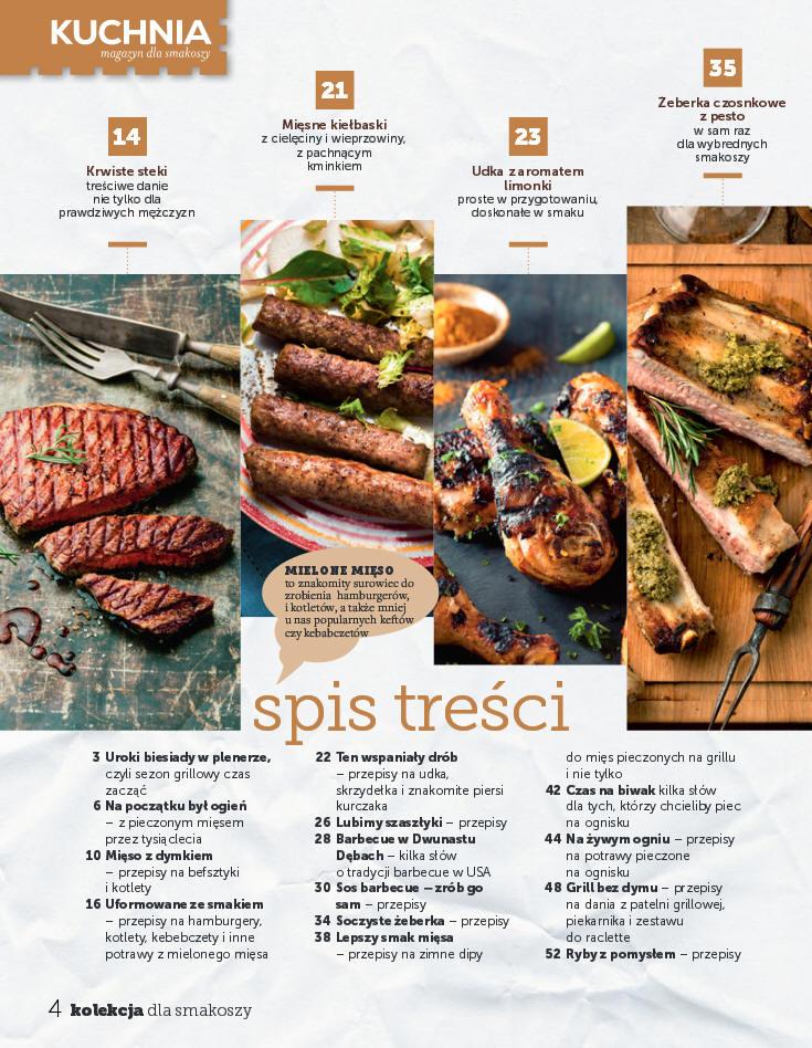 Kuchnia Kolekcja Dla Smakoszy Wydanie Specjalne 022017