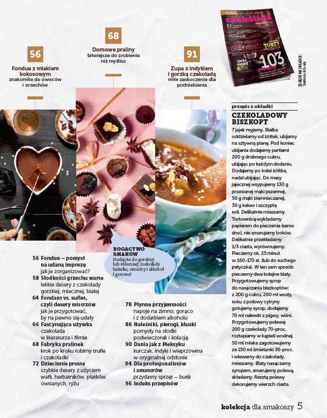 Kuchnia Kolekcja Dla Smakoszy Wydanie Specjalne 042017