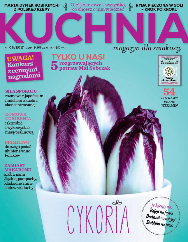 Kuchnia 03 2017 Magazyn Dla Smakoszy Szlakami Smakow